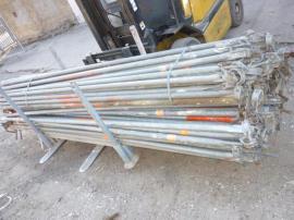 158 m² gebrauchtes Gerüst Layher: Kleinanzeigen aus Markranstädt - Rubrik Sonstiges Material für den Hausbau
