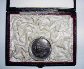 Münzen - 1918 Medaille für die Nationalspende