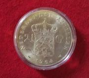2 5 Gulden Niederländische Antillen