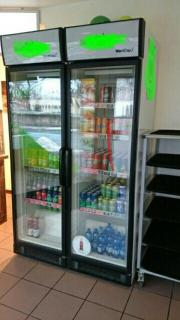 2 Getränke Kühlschränke