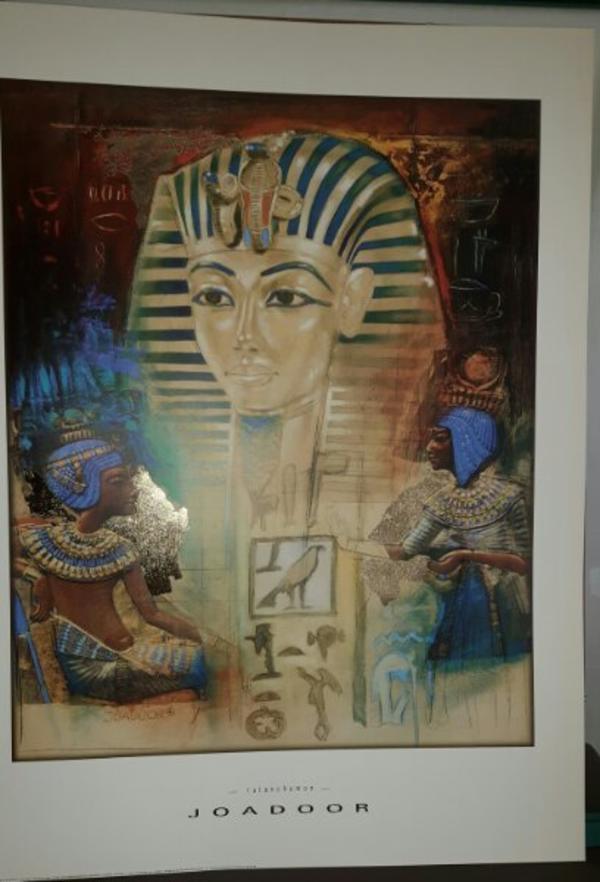 2 hochwertig gerahmte Kunstdruck Bilder von Joadoor in Rastatt ...