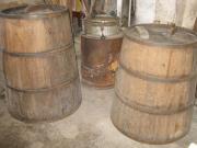 2 Maischefässer aus