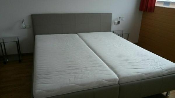 2 polsterbetten in au betten kaufen und verkaufen ber. Black Bedroom Furniture Sets. Home Design Ideas