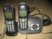 2 schnurlose Telefone