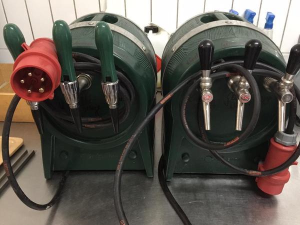 Glühwein Durchlauferhitzer Gebraucht