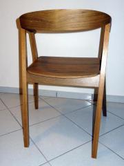 2 st ck ikea st hle stockholm nussbaum in steindorf ikea m bel kaufen und verkaufen. Black Bedroom Furniture Sets. Home Design Ideas