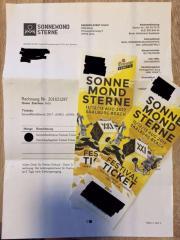 2 Tickets Sonne,