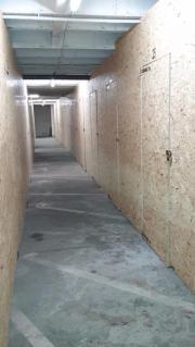 24m² sicherer Lagerraum
