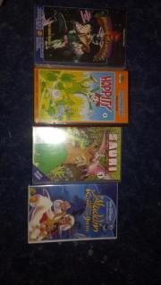 25 VHS Kinderfilme (