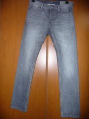 2x Tom Tailor Jeans-Hose grau