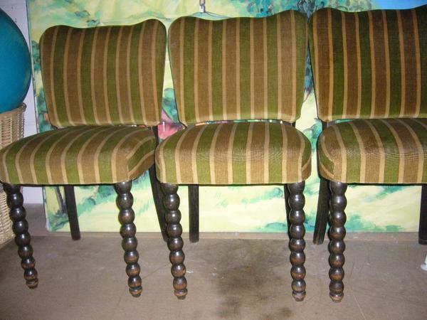 3 Aussergewohnliche Stuhle In Heppenheim Speisezimmer Essecken