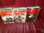 3 Bände Der zweite Weltkrieg