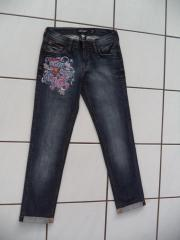 3 Designer-Jeans Stretch