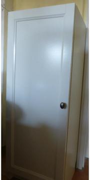 Ikea billy regal weiß mit türen  3 IKEA Billy Byom Regale mit Türen, weiß in Geislingen - IKEA ...
