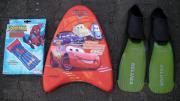 3 Teile für Schwimmbad Schwimmflossen