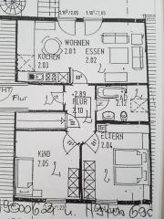 3 Zimmer - Whg.
