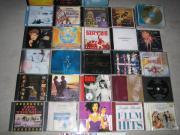 30 CD s gemischte Musik