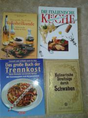 4 Kochbücher