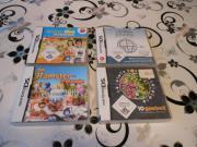 4 Nintendo DS Spiel