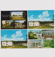 4 Postkarten vom Jugendheim Lütjensee