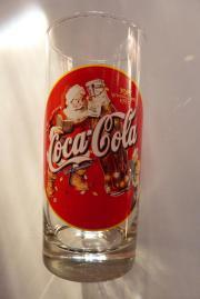 4 Stück Coca Cola Gläser -
