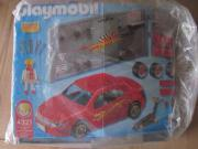 4321 Garage mit Auto Playmobil