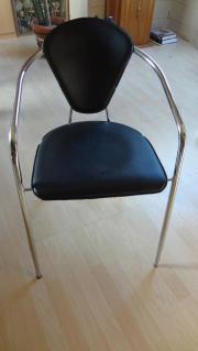 4x Büro Stühle