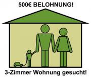 500EUR Belohnung! Wohnung