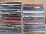 65x Maxi CDs aus den