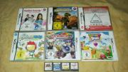 8 Nintendo Spiele