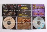 8 Stück CDs