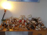 94 Katzenfiguren zu