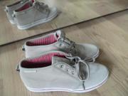 ADIDAS beige Schuhe Gr 40