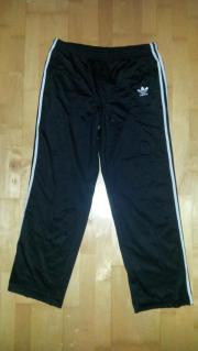 ADIDAS Sporthose, schwarz,