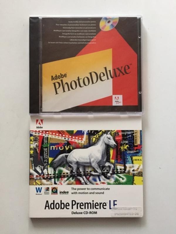 Adobe Photo de Luxe und