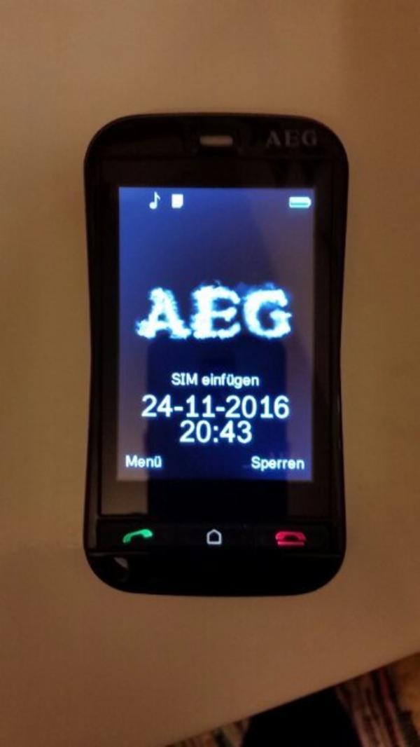 AEG VOXTEL M » Sonstige Handys