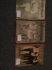 Alte Bundesfachzeitschriften des