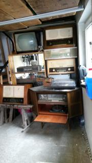 Alte Radios und