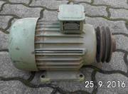 Alter DDR-Elektromotor