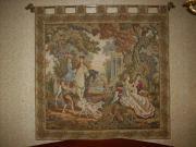 Alter Gobelin - Antiker Wandteppich