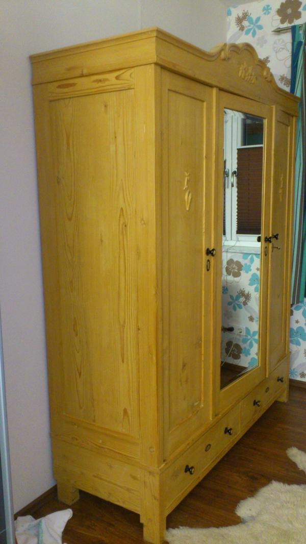 altes schlafzimmer in gotha - schränke, sonstige schlafzimmermöbel, Schlafzimmer entwurf