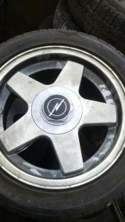 Alufelgen Opel Calibra