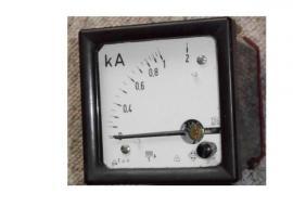 Amperemeter 0- 2 kA - unbenutzt !