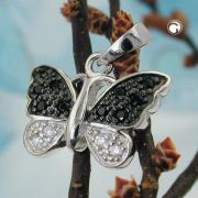 Anhänger Schmetterling Silber