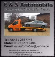 Ankauf Autos Für