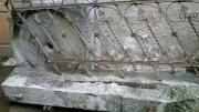 Antikes Treppengeländer
