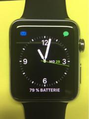 Apple Watch 42mm Edelstahl