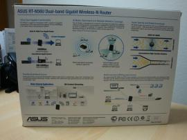 Netzwerkkarten, Hubs, Switches - ASUS RT-N56U Router