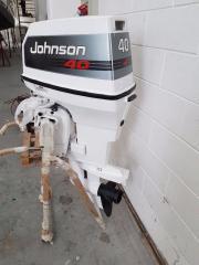Aussenborder Johnson 40