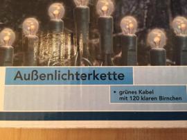 Aussenlichterkette für Party 4x 120: Kleinanzeigen aus Starnberg - Rubrik Sonstiges für den Garten, Balkon, Terrasse